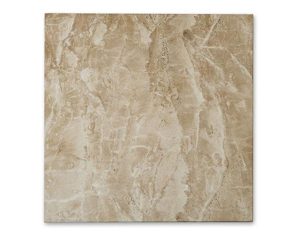 Plateaux marbre beige (délai de livraison 4-5 semaines)