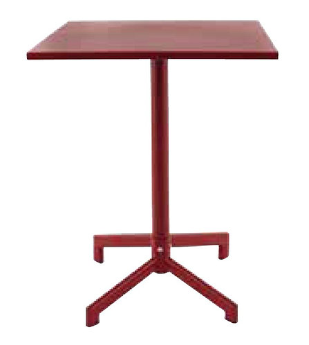 Table Pigalle rouge