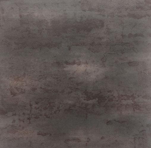 Plateau werzalit Raw steel grey