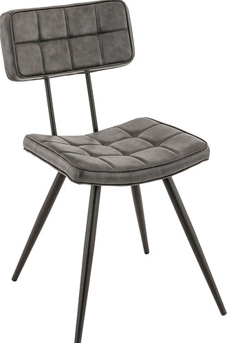 Chaise Maurice anthracite