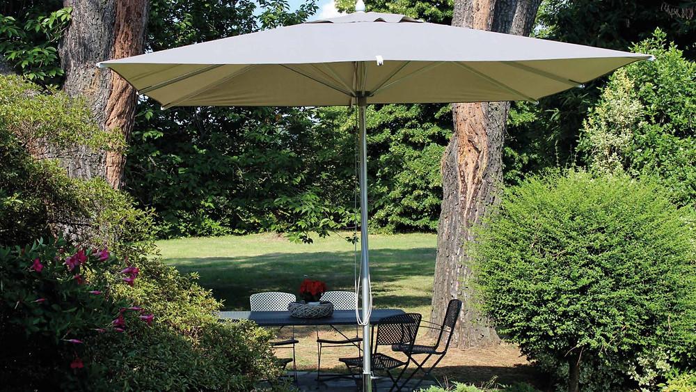 parasol de terrasse restaurant