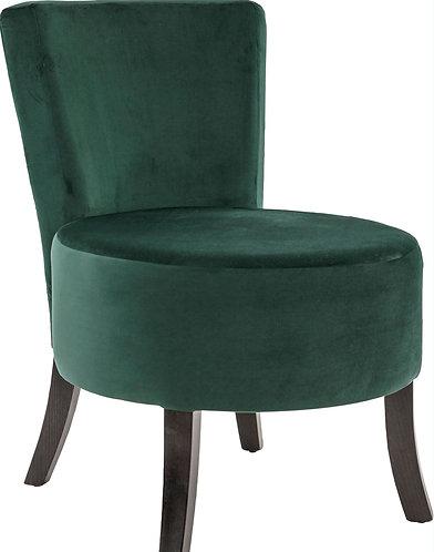 Fauteuil Lounge XL vert forêt