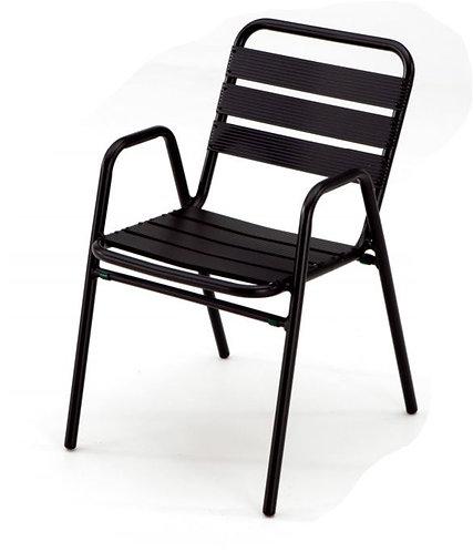 Chaise Recto noire (livraison 2 à 3 semaines)