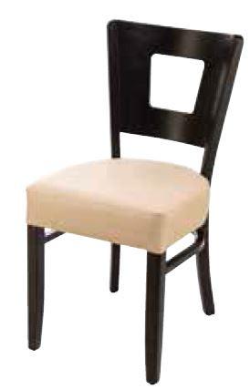 chaise brussels d lai de fabrication 6 8 semaines fournisseur mobilier restaurant. Black Bedroom Furniture Sets. Home Design Ideas