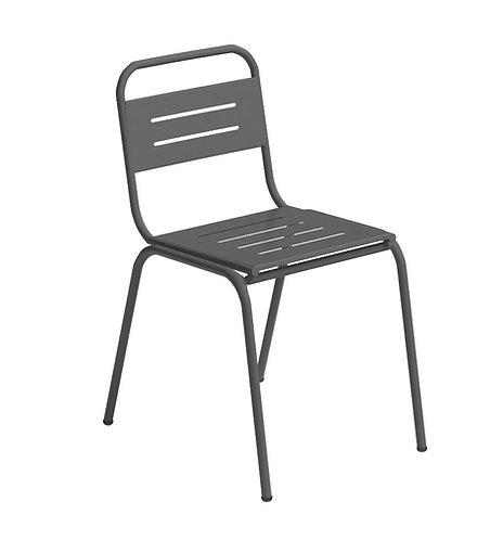 Chaise Vintage acier (délai de livraison 2 semaines)