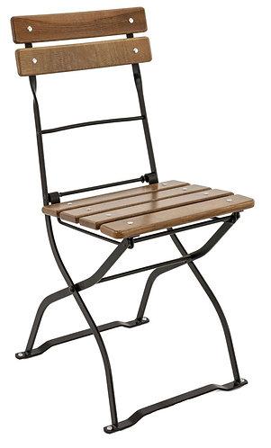 Chaise Leah noire