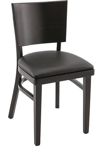 Chaise Manhattan noire