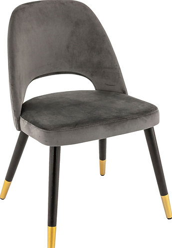 Chaise Montreux anthracite
