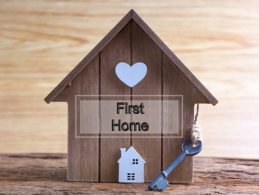 MUST-HAVES FOR YOUR FIRST HOME