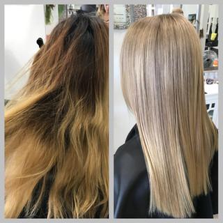 Color Correction - No Brass Blonde