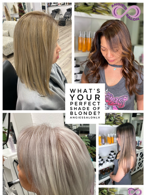 What's Your Perfect Shade Shade of Blond?