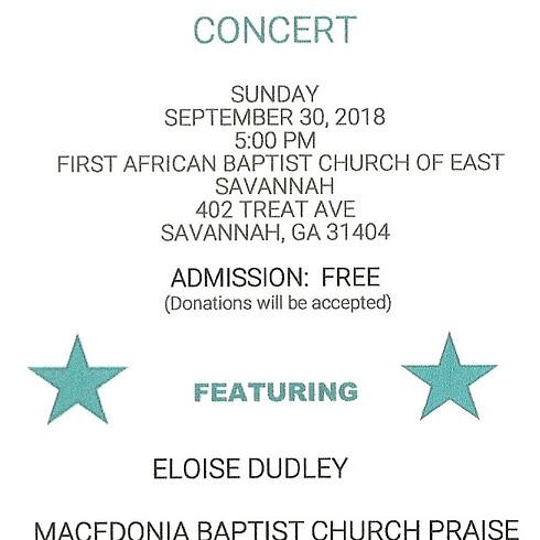 4th Annual Gospel Concert