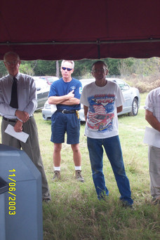 LePageville Cemetery Dedication Ceremony