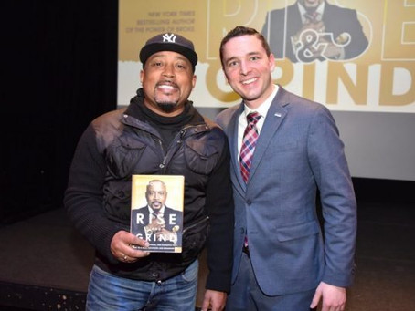 3 New Habits for Success I Learned from Daymond John
