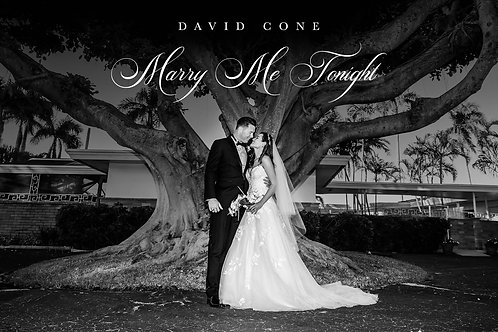Marry Me Tonight (Single)