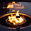 Thumbnail: Maze  - Oxford - Venice 8 Seat Round Fire pit Dining Set - With Lazy Susan