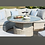 Thumbnail: Maze Rattan - Oxford Lifestyle Suite - With Rising Table