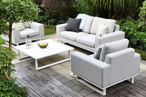 PRE ORDER Maze Lounge - Outdoor Fabric Ethos 2 Seat Sofa Set