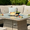Thumbnail: PRE ORDER Maze  - Oxford Royal Corner Dining Sofa Set - With Fire pit Table
