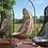 Thumbnail: Maze  - Malibu Hanging Chair - Grey