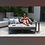 Thumbnail: Maze Lounge - Outdoor Fabric Unity Double Sunlounger