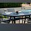 Thumbnail: Maze Lounge - Outdoor Fabric Bliss 6 Seat Oval Dining Set