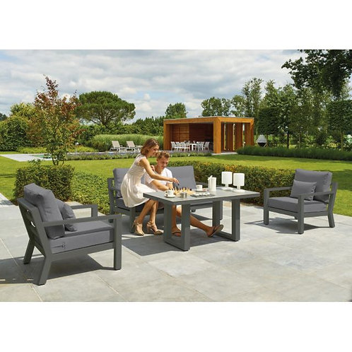 LIFE Timber Lounge Set