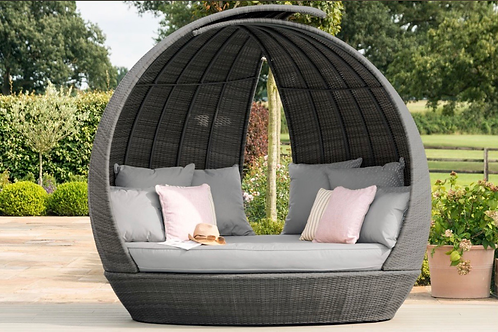 Maze  - Lotus Daybed - Grey (PRE ORDER)