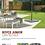Thumbnail: 2.5m Square Royce Junior Cantilever Parasol & 80kg Base Offer
