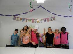 Oh Mi Organics birthday party 9