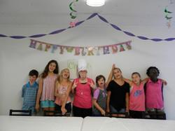 Oh Mi Organics birthday party 6