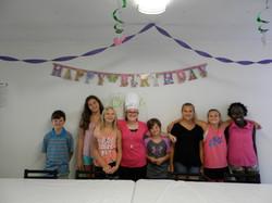 Oh Mi Organics birthday party 3