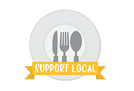 eat healthy eat local support local