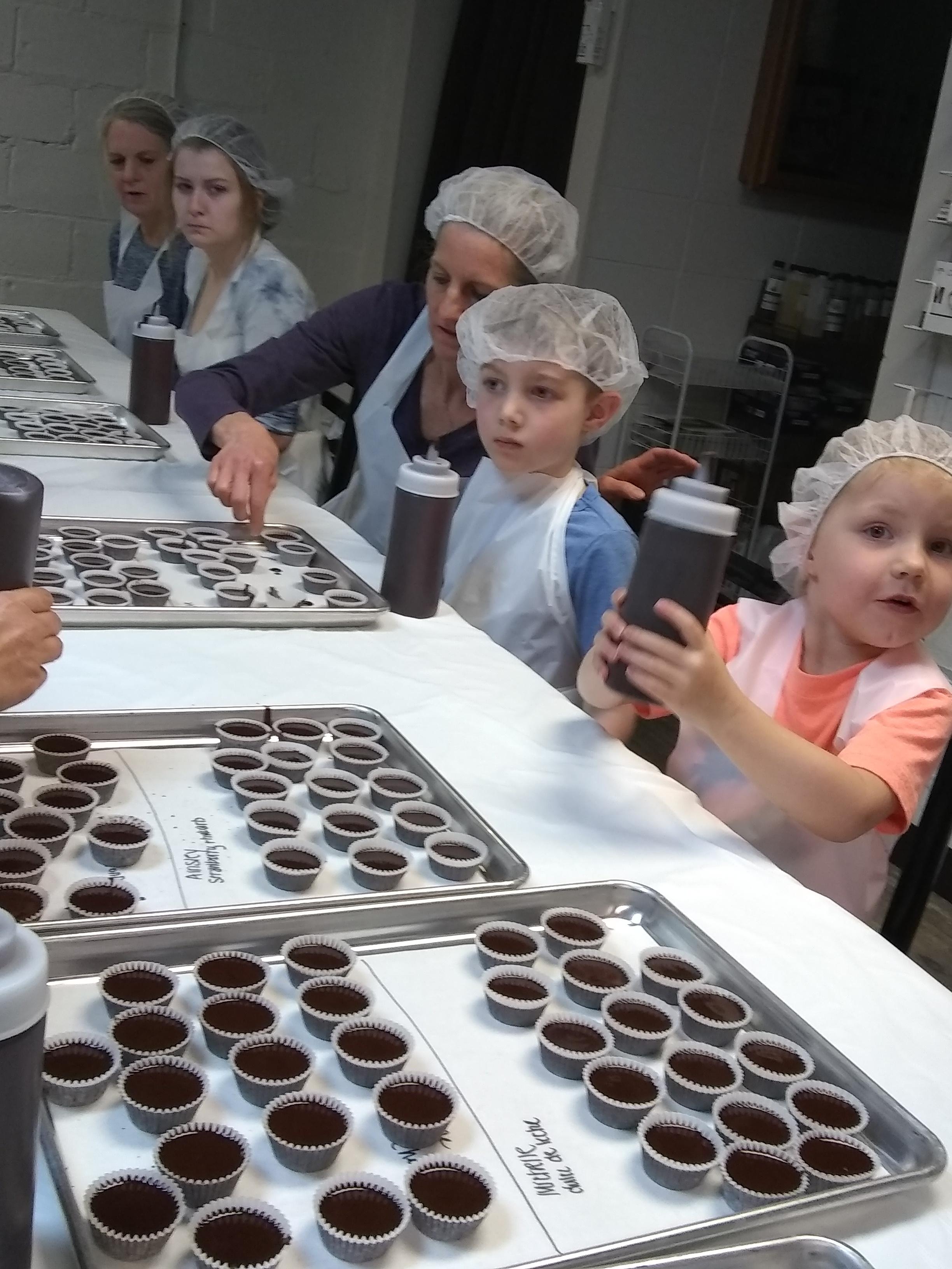Oh Mi Organics Chocolate Party St