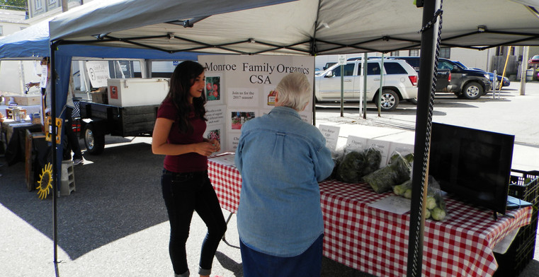 Eat Healthy Eat Local 2017