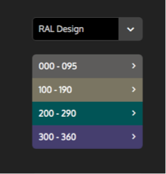 2-RAL Design Couleur