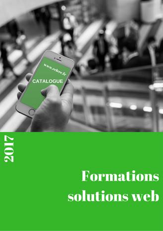 Nouveau Catalogue des formations et prestations Eclere