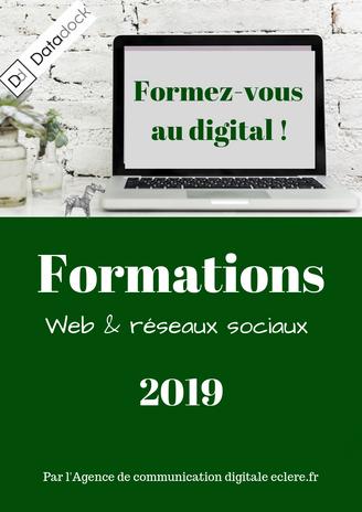 Toujours le catalogue 2019...