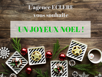 ECLERE vous souhaite un Joyeux Noël