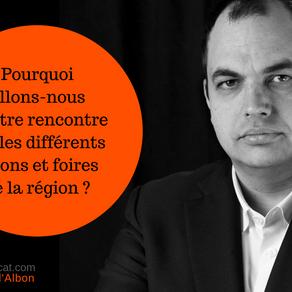 Forum BNI, Week end Commercial, Foire du savoir Faire, Salon de l'Habitat... Pourquoi un avocat
