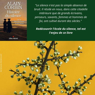 Lecture du Silence