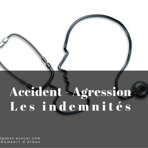 Les éléments de l'indemnisation à connaître en cas d'accident ou d'agression