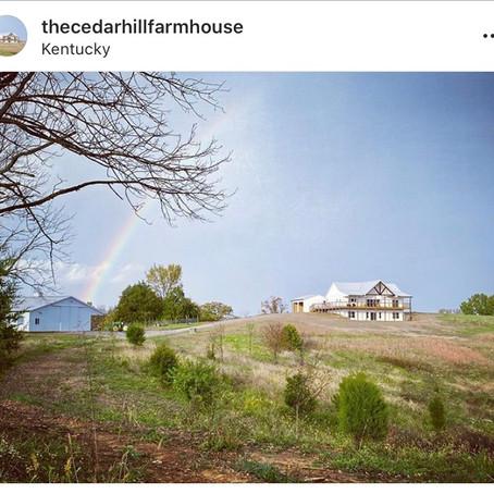 Cedar Hill Farmhouse: Part 1