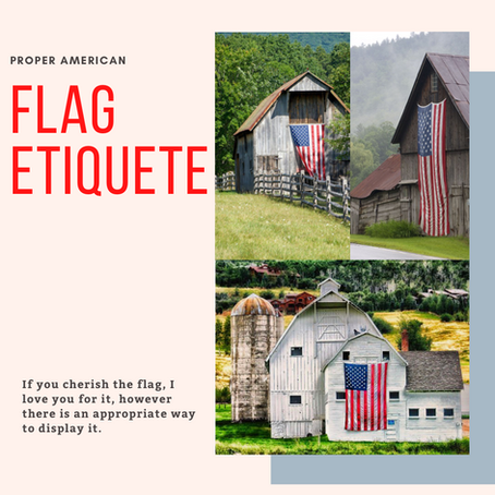 We Remember: Patriot Day, and the American Flag