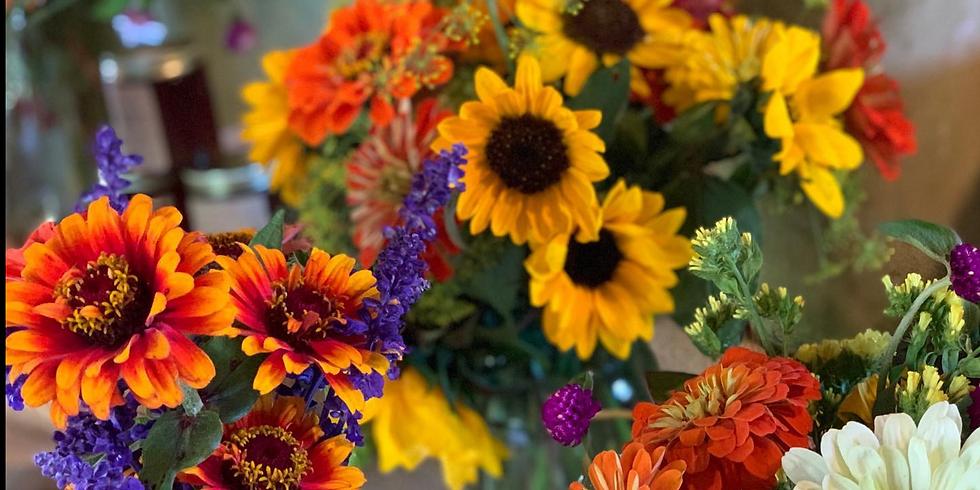 Fall Flower Fundraiser: Session 1