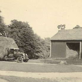 FLT Pic hay on truck Bushley.jpg