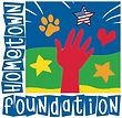 Hometown Foundation Logo with White Stro