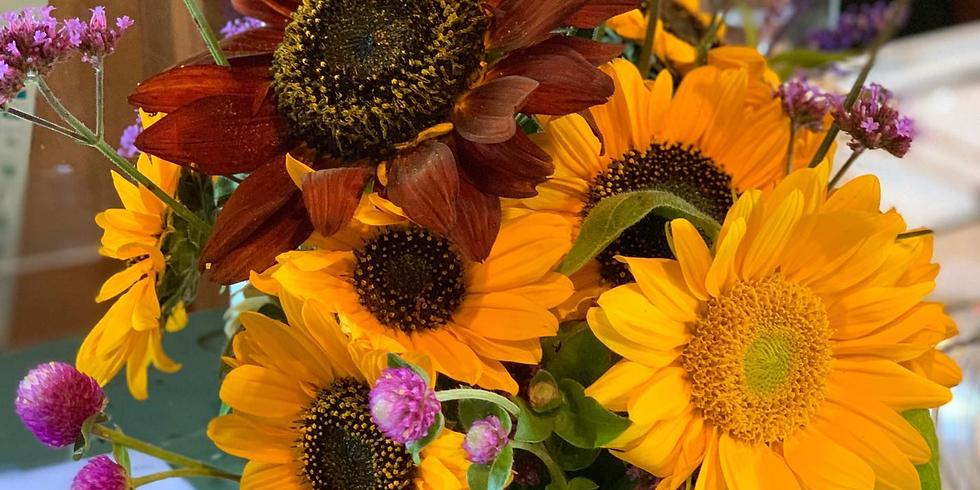 Fall Flower Fundraiser: Session 2