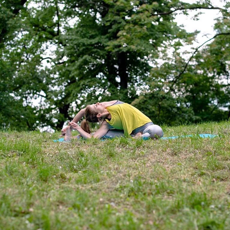 All Levels Yoga On The Farm  8/29