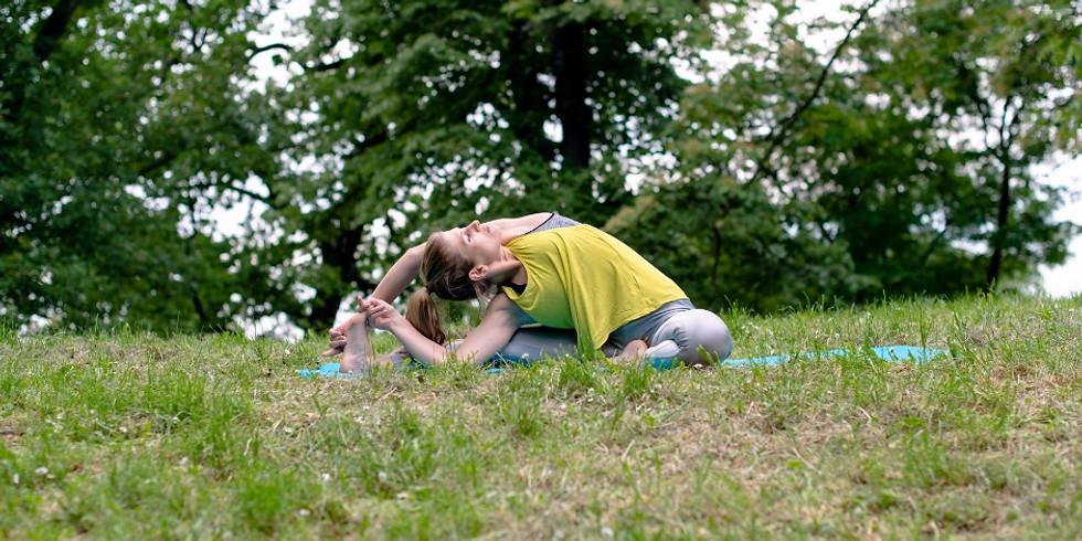 All Levels Yoga On The Farm  7/11